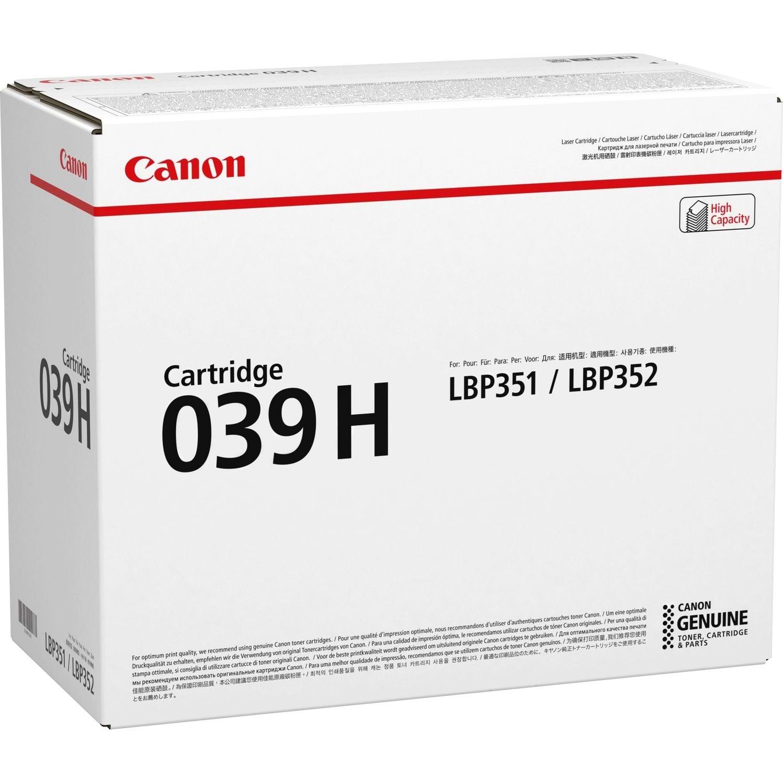 Canon CRG-039H/0287C001 Toner 25k