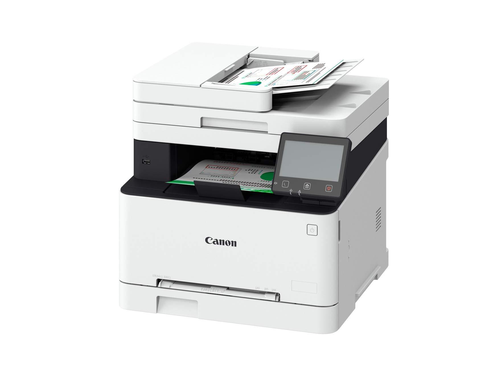 Canon i-SENSYS MF640 Serisi Renkli Çok Fonksiyonlu
